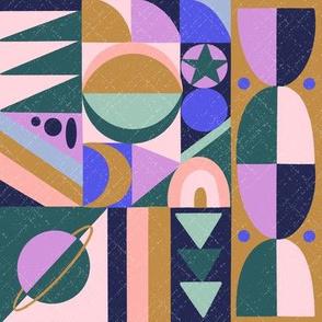 Cosmic Geometric