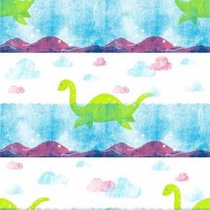 Nessie Underwater Stroll