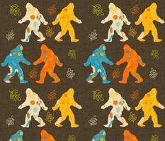 Cryptozoology - Bigfoot Brown
