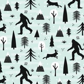 Bigfoot & Jackalope