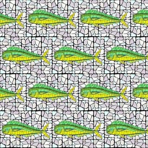 Mosaic Stained Glass Mahi Sm