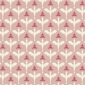 Dragon Fire, Pink Ivory, Small