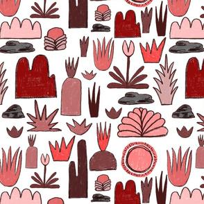 Drenner_Red Plants_1