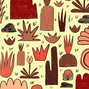 Drenner_Red Plants_2