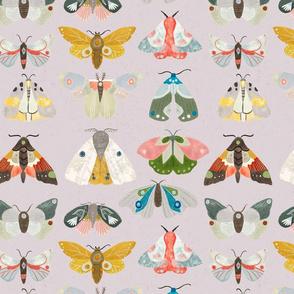 Moths on parade_light lilac large