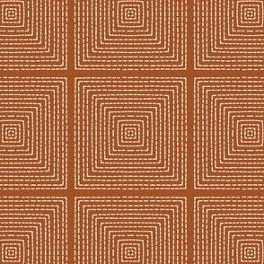 Squared Up in Copper