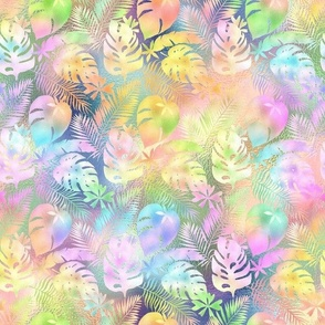 Large Scale - Salty 'lil Beach - Navy Blue