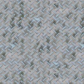 Sheet Metal Checker Plate
