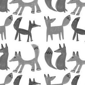Fox Trot Gray