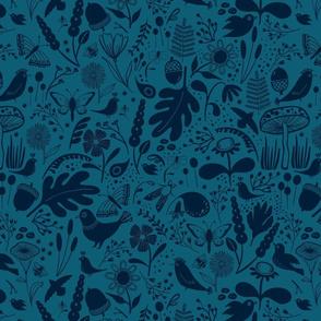 Dutch Blue Botanical