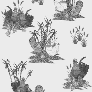 Caribe Yardbird - Leche / Monochrome
