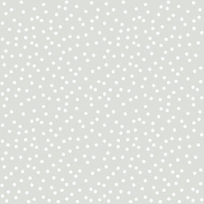 dots white on grey