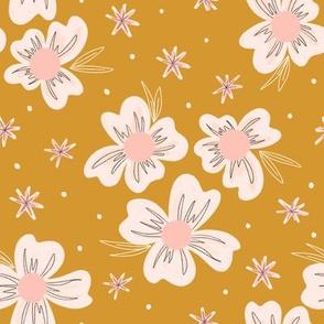 Blooms on Mustard