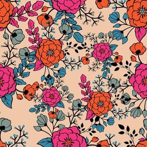 Floral Ways- Large
