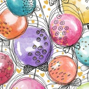 Celebratory Balloons-Large