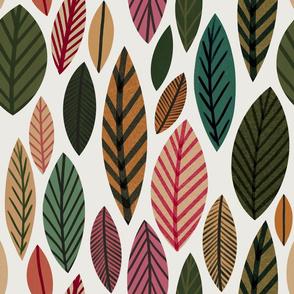 Alternative Leaves by Sydney Weaver