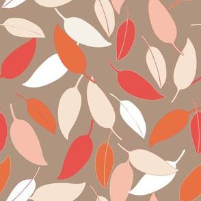 Autumn Leaves - Chestnut