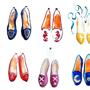 shoesing big pattern