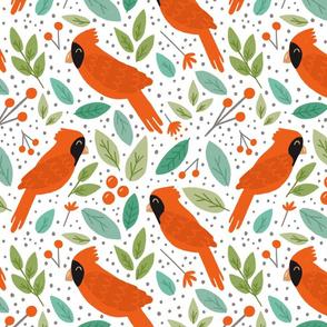 Chripy Cardinals