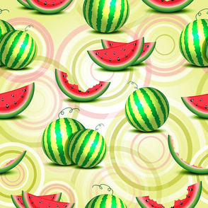 watermelon_circle_pattern