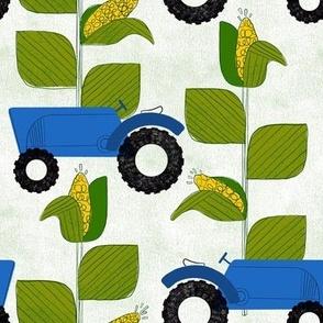 Lost in a Corn Field | Blue Tractor