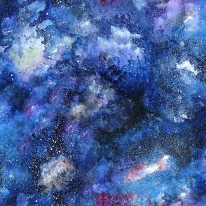 Azure Space dust Sky