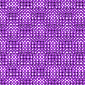 Purple Bat- tiny