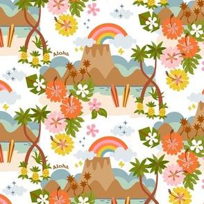 Hidden Hawaii- Aloha pale vintage