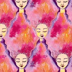 pink mind galaxy