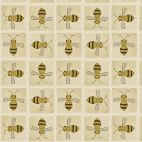 BeesInSquares
