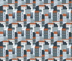 City landscape pattern
