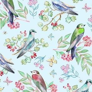 Songbird Garden small scale