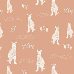 Wallaby Pink