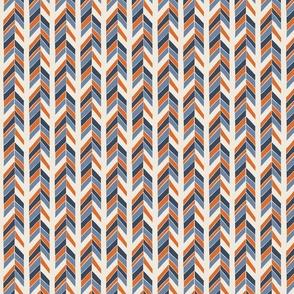 Retro geometric stripes