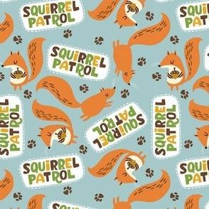 Squirrel Patrol