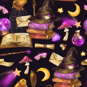 Magic school pattern