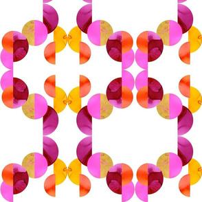 Halfsies: Pinks