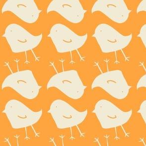 Chicks, Orange - Spring Picnic