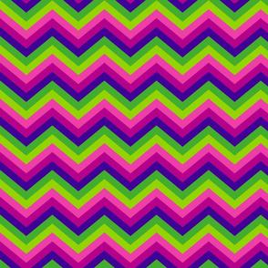 Summer zigzag