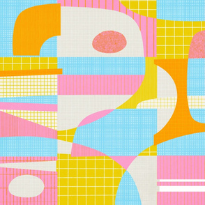 Intermission - Pink/powder