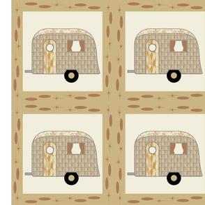 Cheater Quilt, Fill-a-Yard - Airstream1_Neutral