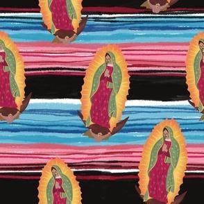 Virgen de Guadalupe Sarape
