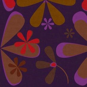 Jardin/moody purple