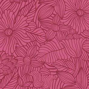 Wilderness / cerise pink