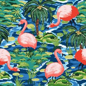 Flamingo Island_Medium