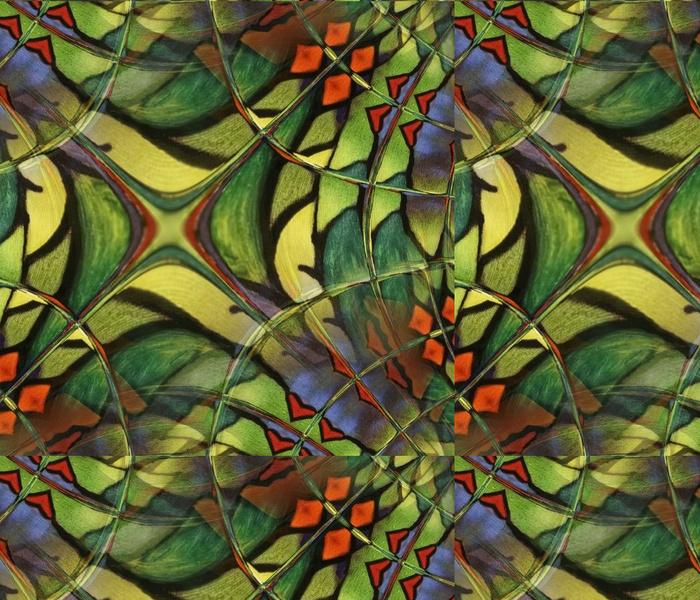 Green Garden abstract