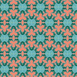 Coral bloom