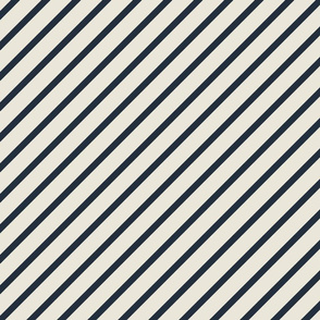 Nautical- Stripes diagonal