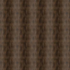 Small Brown agouti mink stripe digital fur texture
