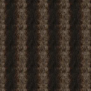 Small Dark agouti mink stripe digital fur texture